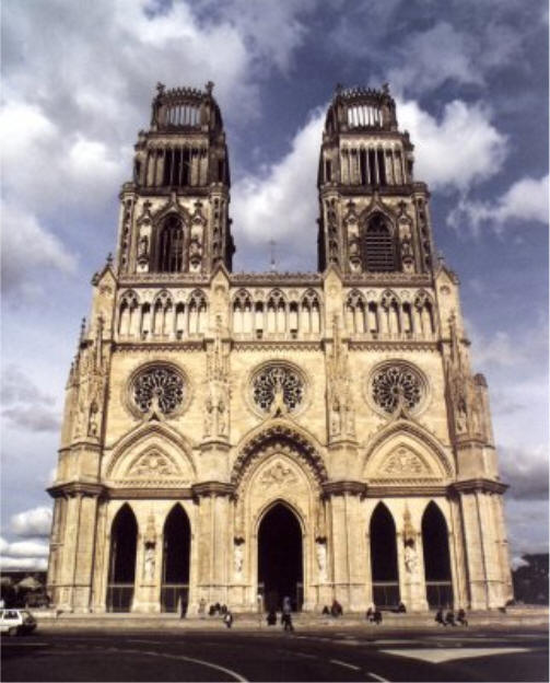 cathedrale orléans